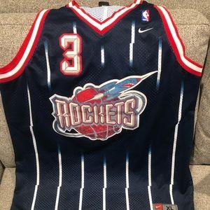 Houston Rockets Steve Francis Jersey #3